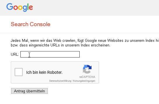 google-webmaster-tools-anmeldung