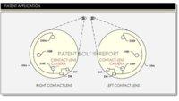 Google Contact Lense: Mit verbauten Kamerasensoren