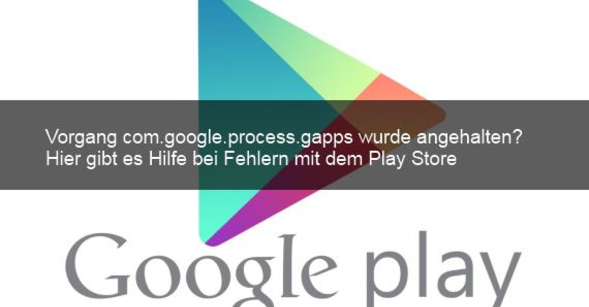 google play store apps laden nicht