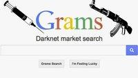 Grams: Das Google für Drogen und Waffen
