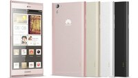 Huawei Ascend P7: Spezifikationen erneut geleakt - 1,8 GHz Quad Core und Full HD-Display