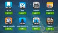 """""""Bundle"""" für iPhone & iPad mit 12 reduzierten Apps"""