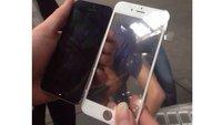 iPhone 6: neu aufgetauchte Bilder zeigen Front und Akku