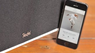 iTeufel Air Blue im Test: Soundstation mit AirPlay und Spotify (+ Rabattcode)