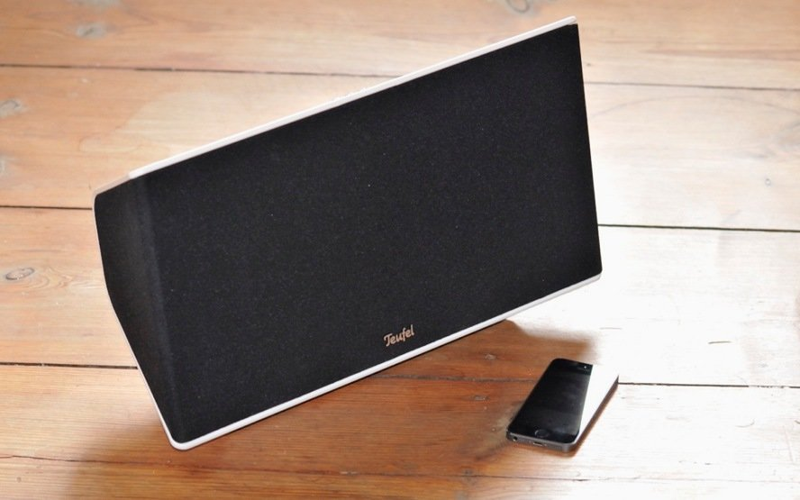 Soundstation iTeufel Air Blue im Test