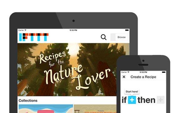 IFTTT jetzt auch fürs iPad, neuer iOS-Benachrichtigungs-Kanal
