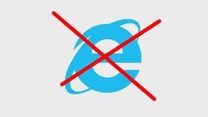 Internet Explorer deinstallieren (Windows 10, 7 und 8)