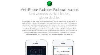 iOS 7: Hacker können Aktivierungs-Sperre umgehen
