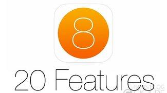 iOS 8: Top 20 Features, die Apple integrieren sollte