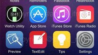 iOS 8: Screenshots zeigen angeblich Vorabversion