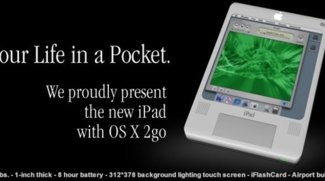 Ausgegraben: Wie man sich das iPad vor 10 Jahren vorstellte