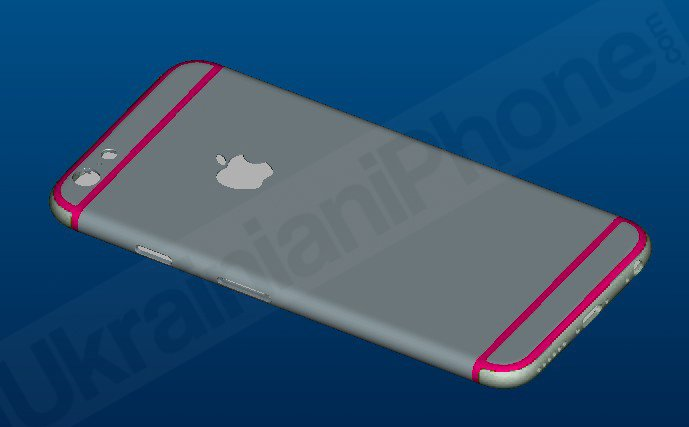 iPhone 6 Unibody - Antennen