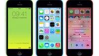 iPhone 5c: Günstigere 8GB-Variante jetzt auch in Österreich und weiteren Ländern verfügbar