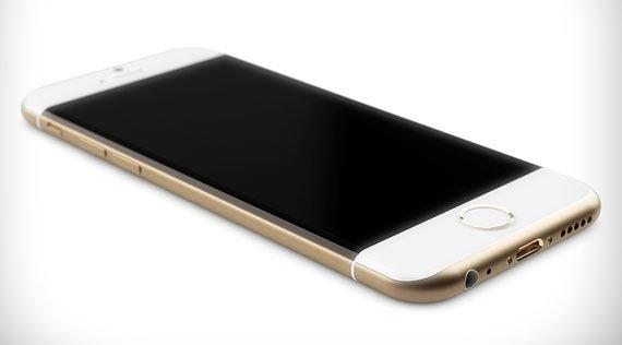iPhone 6: Sehenswertes Mockup zeigt gebogenes Display