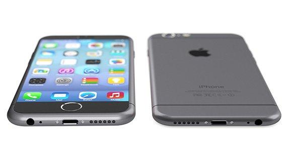 iPhone 6 womöglich mit gebogenem Display