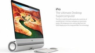 Symbiose aus Mac Pro und iMac: Der iPro zum Träumen