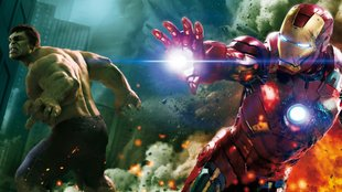 The Avengers 2: Iron Man & Hulk twittern neue Set-Fotos