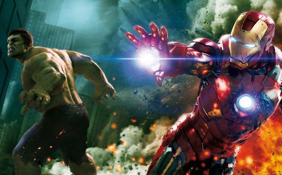 The Avengers 2: Iron Man & Hulk twittern neue Set-Fotos
