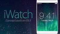 iWatch: Sehenswertes Mockup basierend auf iOS 7