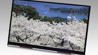 Japan Display: Erster Bildschirm mit 4K-Auflösung für 10 Zoll-Tablets vorgestellt