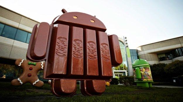 Android-Verteilung im April: KitKat legt weiter zu