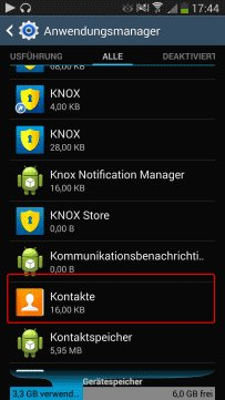 kontakte-app-screenshot