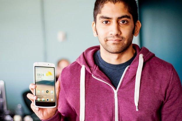 """Koushik Dutta: """"Koush"""" verlässt Cyanogen Inc. – geht zurück zu ClockworkMod"""