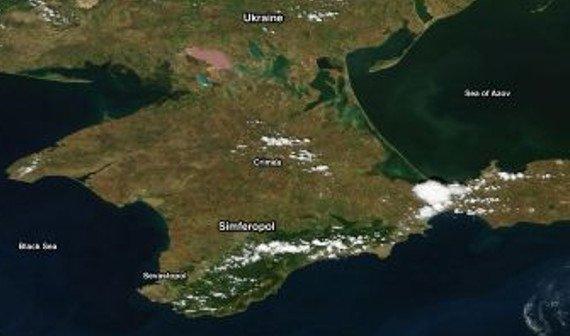 Google Maps: Krim-Grenzen je nach Ländereinstellung unterschiedlich