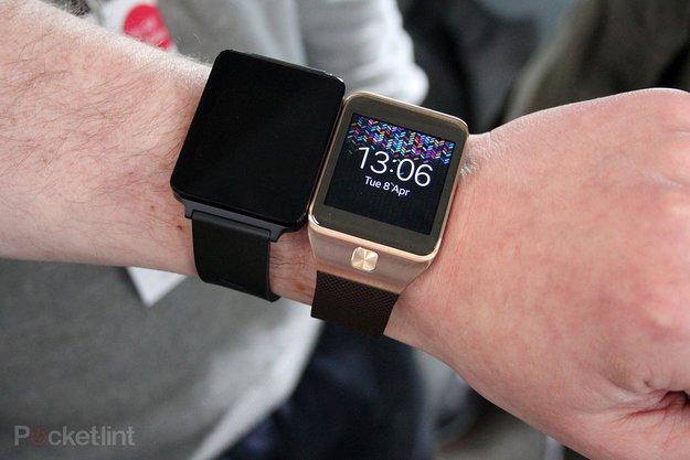 LG G Watch: Android Wear-Smartwatch wird unter 220 Euro kosten, kommt vor Juli in den Handel