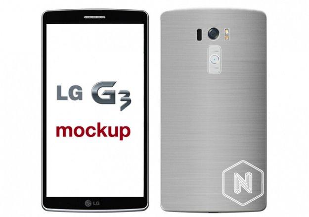 LG G3: Foto soll Rückseite des neuen Topmodells zeigen