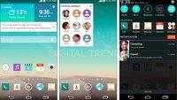 LG G3: Screenshots zeigen aufgeräumteres UI, mit 16 MP-Kamera und Fingerabdruck-Sensor [Gerüchte]
