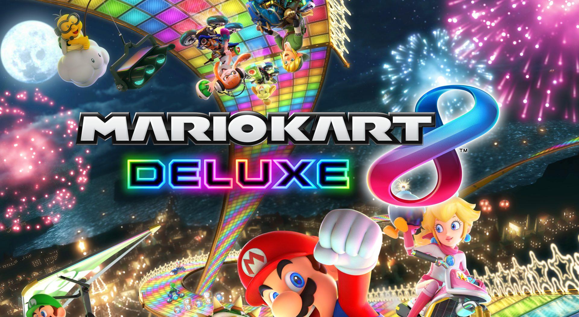 Mario Kart 8 Deluxe Komplettlösung Cheats Und Tipps Giga