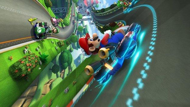 Mario Kart 8: Der 200ccm-Modus auf Mute City (Trailer)