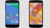 Moonshine: Icon-Pack mit Googles mutmaßlich neuem Design im Play-Store verfügbar