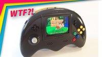 OMFG! N64 als Retro-Handheld-Konsole!
