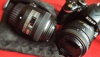 Vergleich: Nikon-Makro 40mm versus Sigma-Makro 50mm