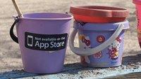 Aufkleber-Kampagne: Nicht im App Store erhältlich!
