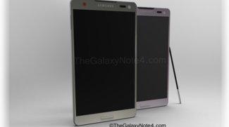Samsung Galaxy Note 4 Konzept - gar nicht mal abwegig