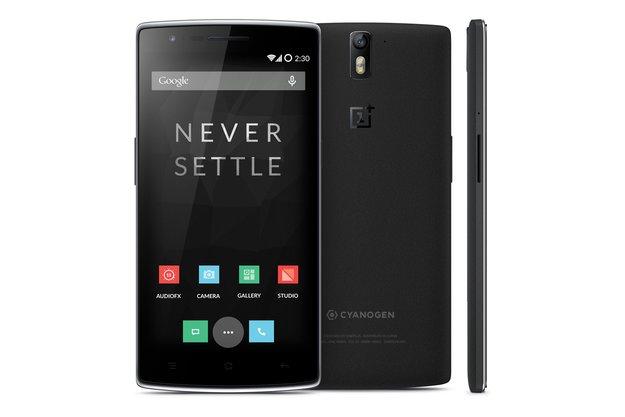 OnePlus One: Einladungen zum Kauf des Topmodells nur 24 Stunden lang gültig