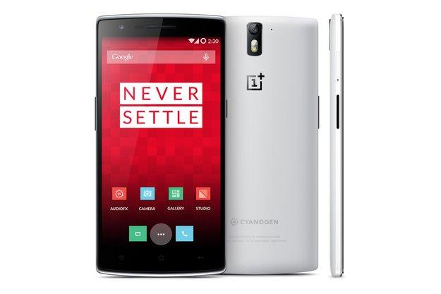 OnePlus One: Hersteller veröffentlicht Stock-Firmware auf Basis von Android 4.4.4 KitKat