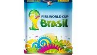 Panini WM 2014: Code, App und Checkliste