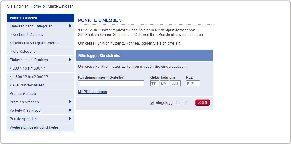 Payback Karte Kaputt.Payback Punkte übertragen Auszahlen Und Nachtragen