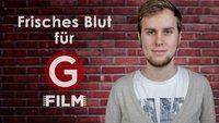 Neuer Rekrut für GIGA FILM: Wir begrüßen Philipp!
