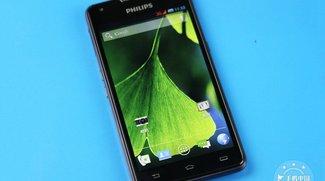 Philips Xenium W6618: Smartphone mit 5.300 mAh-Akku vorgestellt