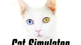 Ausgezickt: Nach der Ziege folgt jetzt der Cat Simulator