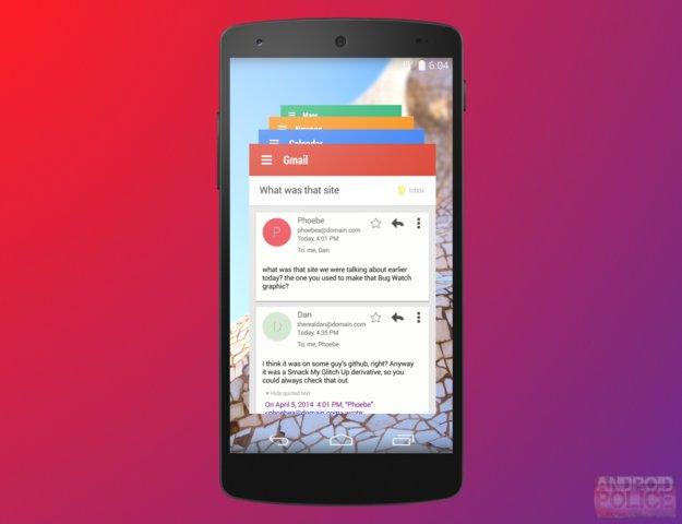 Project Hera: Nächste Android-Version lässt Native Apps, Web-Apps und Suche verschmelzen, verbessert Multitasking [Gerüchte]