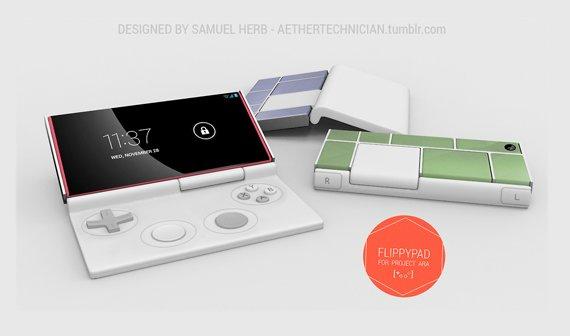 Project Ara: Durchdachtes Handheld-Konzept aufgetaucht