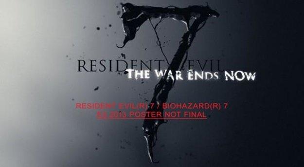 Resident Evil 7: Ankündigung auf der E3?