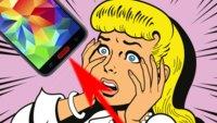 """Samsung Galaxy S5: Fingerprint Scanner """"geknackt"""""""