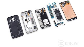 Samsung Galaxy S5: Leichter reparierbar als HTC One M8 (Teardown)